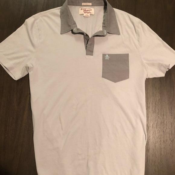 1812bdb4e Original Penguin Shirts | Mens Short Sleeve Polo Shirt | Poshmark
